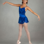 Capezio Empire Wrap Leotard