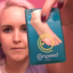 compeed gel blister plasters corn corns pointe shoes