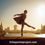 the pointe project by pete bartlett ballet photography en pointe ballerina london