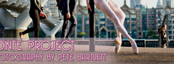 The Pointe Project – Ballet Photography Feature