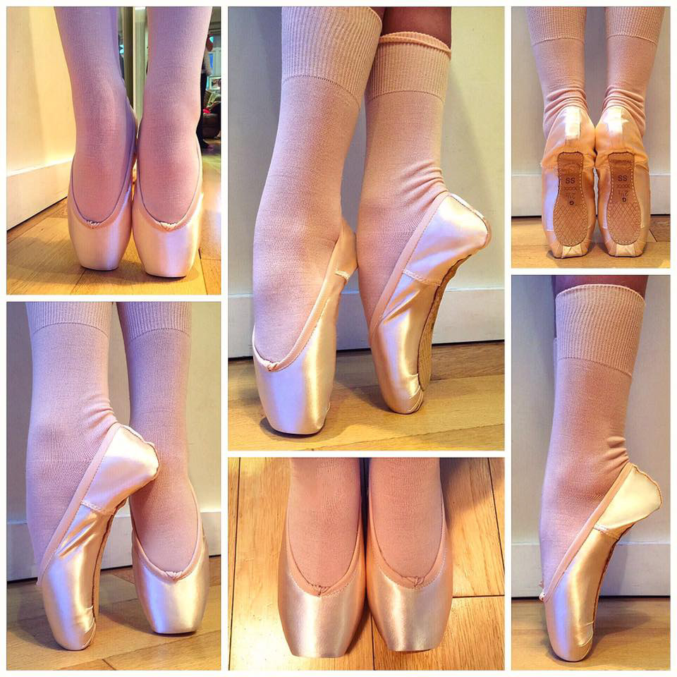 Pointe Shoe Fitting Quiz