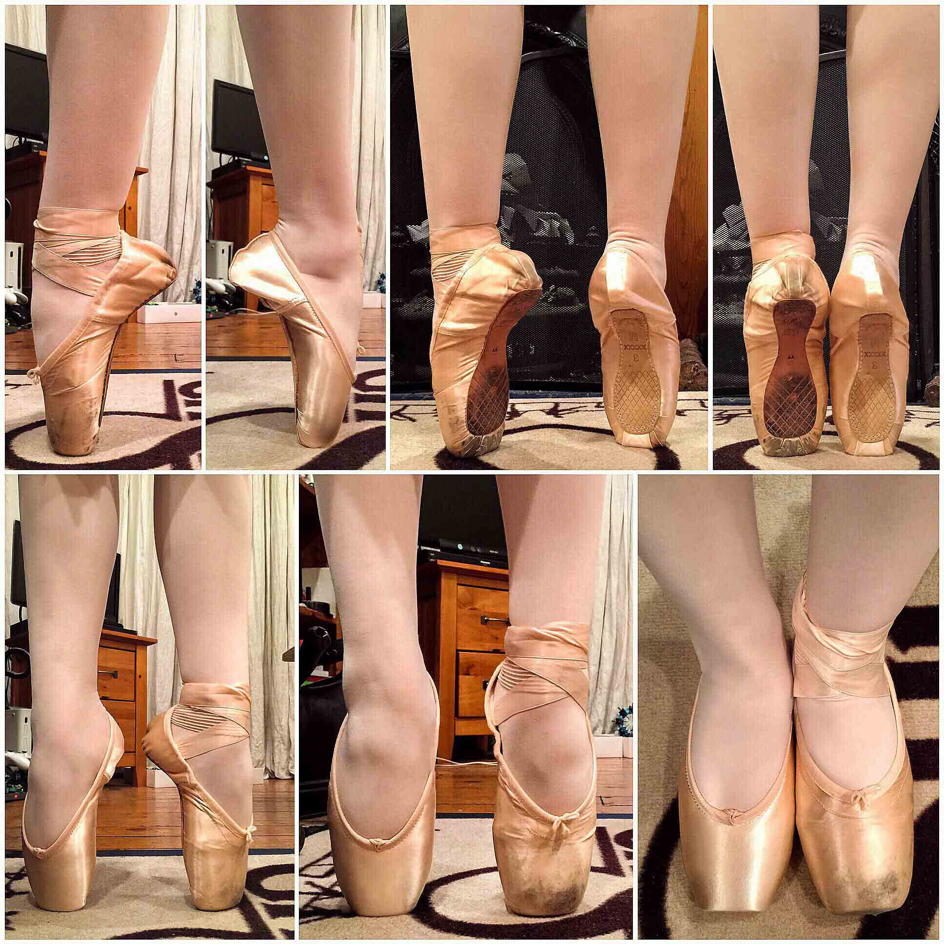 Fitting Pointe Shoes London