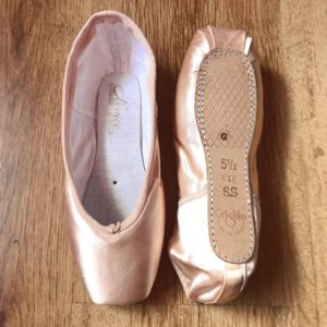 vegan pointe shoes Grishko cruelty free vegetarian vegan special order UK worldwide