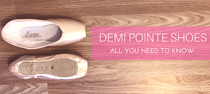 ALL You Need To Know About Demi Pointe Shoes AKA Soft Blocks, Soft Pointes, Etc Plus Grishko Info Including Vegan Option