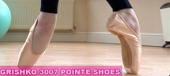 Grishko 3007 Pointe Shoes Also Known As Nikolay 3007 (UK stockist!)