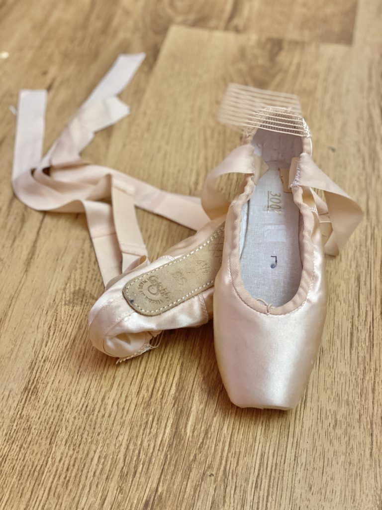 Grishko 3007 pointe shoes UK in stock Nikolay