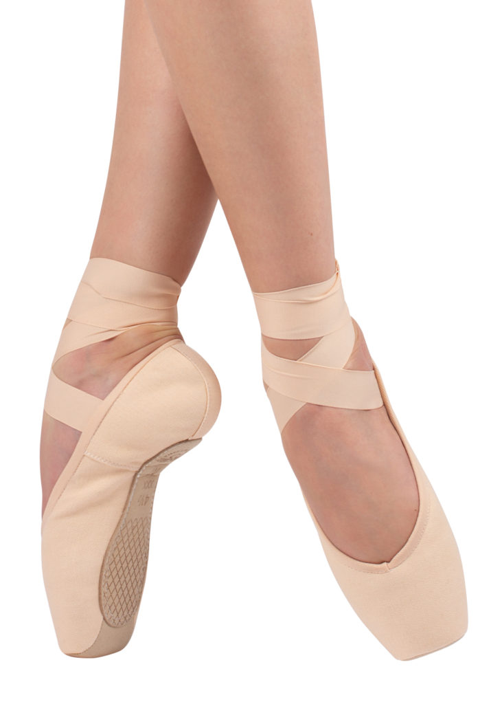 grishko katya nikolay katya canvas matt pointe shoes contemporary ballet