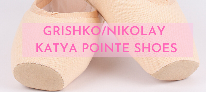 Grishko Katya / Nikolay Katya Pointe Shoes