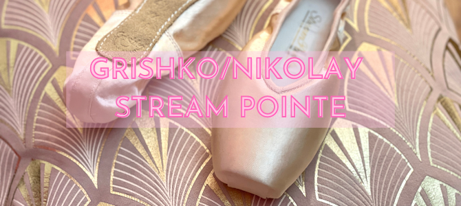 Grishko Stream Pointe (Nikolay Stream Pointe) Shoes