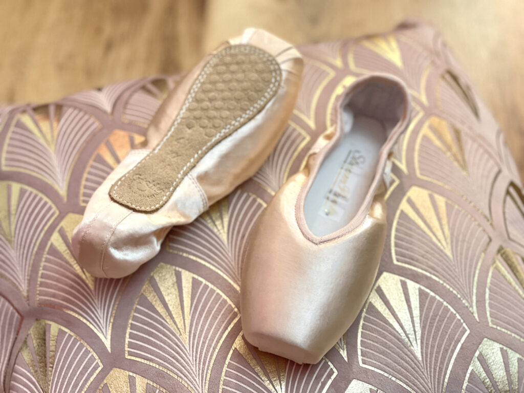 grishko stream pointe nikolay stream pointe upgraded version of smart pointe pointe shoes