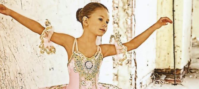 Ballet dancer interview with Amy Jones