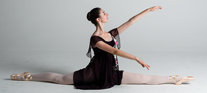 Ballet Interview With Caitlin