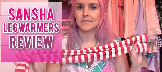 Sansha Legwarmers Review Vegan Dancewear Video