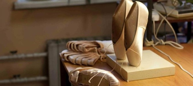 Special Order Pointe Shoes by Grishko