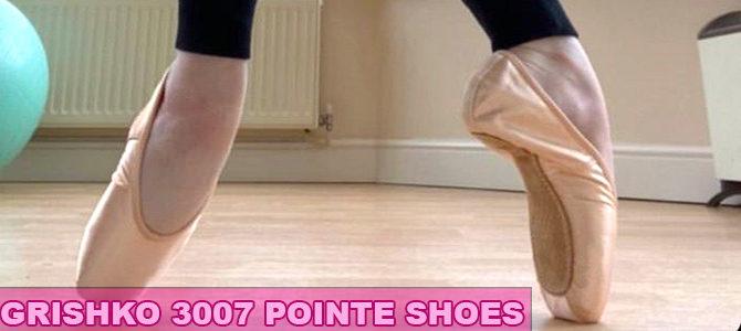 Grishko 3007 Pointe Shoes Also Known As Nikolay 3007 (UK stockist!)