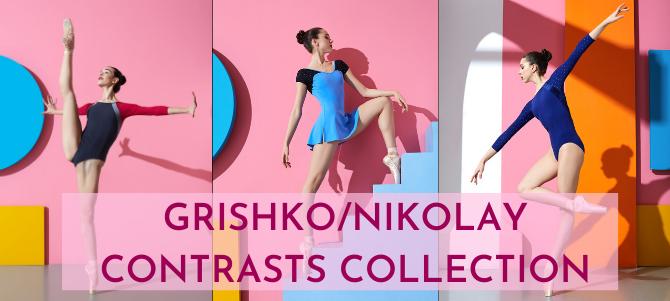 Grishko Contrasts Dancewear Collection (Nikolay)