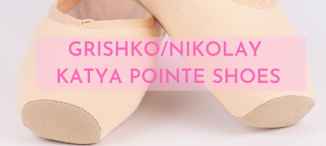 Grishko Katya / Nikolay Katya Pointe Shoes