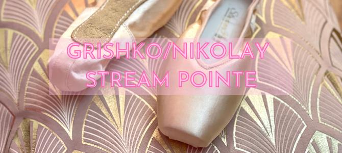 Grishko Stream Pointe (Nikolay Stream Pointe) Shoes